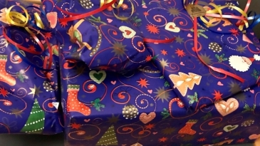 Geschenke...